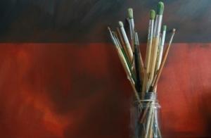 Paint Brushes by SImon Howden FreeDigitalPhotos Net