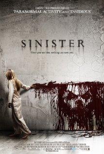 Sinister Crime Horror Thriller Spökfilm 2012 - IMDB