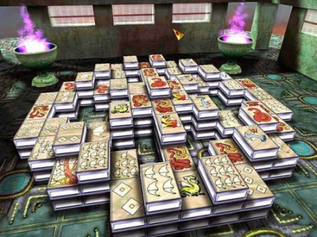 3D MAGIC MAHJONG