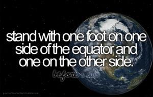 footequator