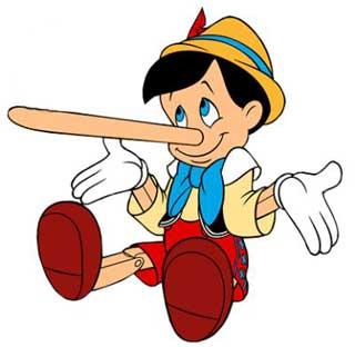 Han Ljuger Om Småsaker