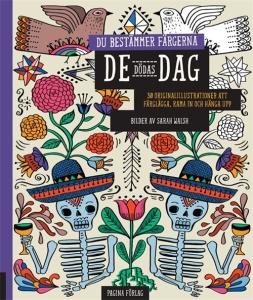 CDON de_dodas_dag_-_du_bestammer_fargerna-congdon_lisa- 74kr