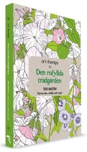 CDON den_rofyllda_tradgarden_100_motiv_-_varva_ner_mala_och_njut-69kr