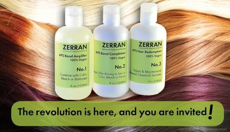 zerran revolution